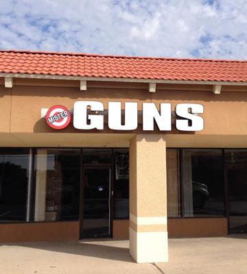 Mister Guns Store